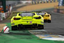 Le Mans 24 Jam - Hasil Jam 7