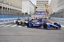 2021 FIA Formula E Rome E-Prix - Round 4 Race Results