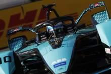 Bird beats Jaguar Formula E teammate Evans to New York City E-Prix pole