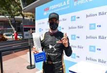 Da Costa clinches pole for Formula E's Monaco E-Prix