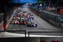 2021 FIA Formula E London E-Prix - Race Results from Round 13