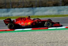 Ferrari F1 team taking 'proper action' amid coronavirus fears