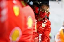 Ferrari complete latest technical reshuffle ahead of 2021 F1 season