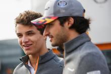 Norris: 'Upbeat' atmosphere has boosted McLaren in 2019