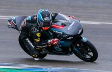 Pawi sets out targets for Moto3 return