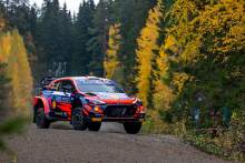 Tanak sets the pace on Rally Finland shakedown