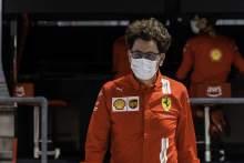 Binotto: Beating F1 rival McLaren not Ferrari's main objective