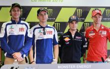 Lorenzo bangga bisa mengalahkan Rossi, Stoner, Marquez, Pedrosa