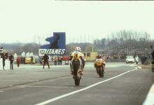Freddie Spencer, Honda, MotoGP, 1983 French GP, Le Mans,