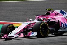 Ocon 'played it safe' in battle for lead at Spa
