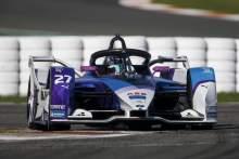 E-Prix Valencia: Manfaatkan Trek Kering, Dennis Kunci Pole Race 2