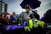 Valentino Rossi: About Fausto it's a very sad story