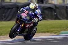 Jason O'Halloran leads McAMS Yamaha one-two in final pre-season test