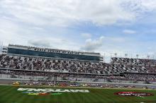在Daytona International Speedway 400的焦炭零糖400  - 比赛结果