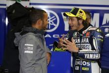 Rossi, Hamilton bersiap untuk F1, pergantian kursi MotoGP?