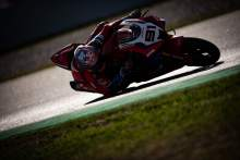 Bautista limited for HRC, Haslam 10th fastest at Official test