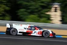 丰田GR010混合动力车- Jose Maria Lopez