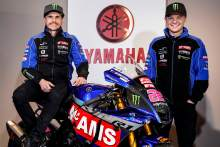 McAMS Yamaha sticks with O'Halloran, Mackenzie for 2021 BSB title tilt