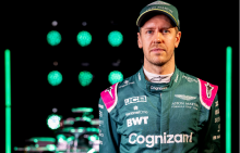 Vettel targets third for Aston Martin in F1 2021 but stresses 'hunger to win'