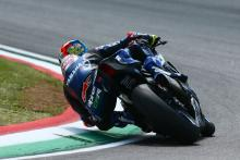 Caricasulo keeps hold of top spot at Imola