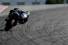 Vinales knocks Marquez off top spot