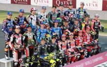 MotoGP riders, Lorenzo, Rossi, Marquez,