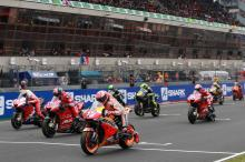 Marc Marquez, French MotoGP, start,