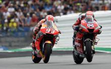 Aero aktif: MotoGP membatasi kelenturan sayap pada tahun 2020