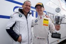 Ricky Collard to step in for father Rob at WSR