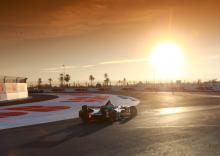 Abt leads Audi 1-2 in Marrakesh Formula E FP2