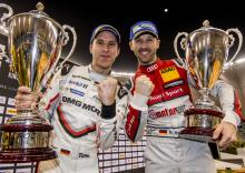 Germany defends Race of Champions Nations' Cup title