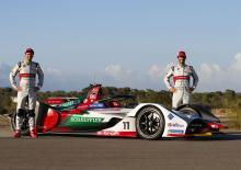 Audi meluncurkan mobil Formula E Gen2 untuk musim kelima