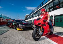 Andrea Dovizioso, Audi, DTM, Ducati, MotoGP,
