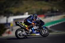 Luca Marini 'penasaran untuk balapan' motor MotoGP di Jerez