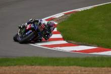 Thruxton 'so fast and flowing, suits the R1' - Mackenzie