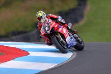 Brookes 'embarrassed to be that far back with number one plate'