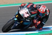 Moto2: 'Potential very high' for Pasini Petronas debut