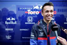 Albon: Toro Rosso should have perfect Q3 record in 2019