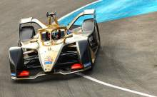 Da Costa leaves chaos behind to multiply FE advantage
