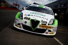 Austin downplays Alfa Romeo testing pace