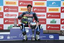 O'Halloran moves within one point of Iddon after Thruxton victory