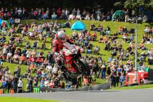 Brookes on Cadwell pole as Ray returns to form with front row