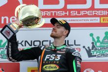 Long-awaited but Buchan breaks BSB victory duck in style