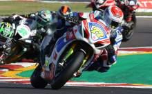 Wawancara eksklusif dengan pembalap英国超级摩托车Kyle Ryde