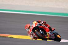 Marc Marquez: We are back into the rhythm of racing, condition is improving