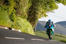 Dean Harrison, Silicone Engineering Kawasaki, Isle of Man TT,