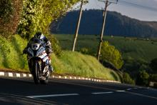 Michael Dunlop, Tyco BMW, Isle of Man TT,