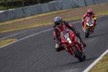 Bradley Ray Menikmati Pengalaman Menjajal Motor MotoGP Suzuki