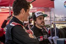 Alonso sees Dakar debut as 'enriching experience'