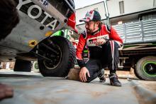 Alonso continues Dakar preparations with Saudi Arabia rally